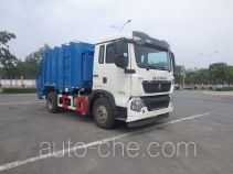 Hualin HLT5162ZYSE52 garbage compactor truck