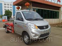 Zhongqi Liwei HLW5030ZXXB detachable body garbage truck
