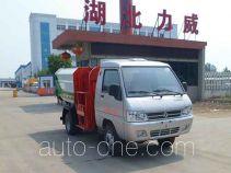 Zhongqi Liwei HLW5030ZZZ self-loading garbage truck