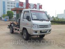 Zhongqi Liwei HLW5032ZXX5BJ detachable body garbage truck