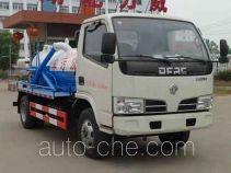 Zhongqi Liwei HLW5040GXW sewage suction truck
