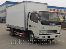 Zhongqi Liwei HLW5040XXY box van truck