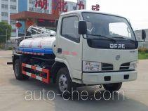 Zhongqi Liwei HLW5041GXEB suction truck