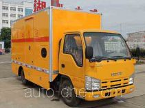 Zhongqi Liwei HLW5041XDY5QL power supply truck