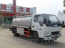 Zhongqi Liwei HLW5060TGY5JX oilfield fluids tank truck