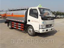 Zhongqi Liwei HLW5070GJYE4 fuel tank truck