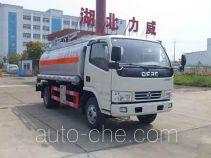 Zhongqi Liwei HLW5070TGY5EQ oilfield fluids tank truck