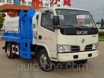 Zhongqi Liwei HLW5071ZDJEQ5 стыкуемый мусоровоз с уплотнением отходов