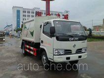Zhongqi Liwei HLW5070ZYS garbage compactor truck