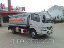 Zhongqi Liwei HLW5071GJY5EQ fuel tank truck