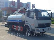 Zhongqi Liwei HLW5073GXE5EQ suction truck