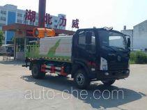 中汽力威牌HLW5080TDY5SX型多功能抑尘车