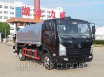 Zhongqi Liwei HLW5080TGY5SX oilfield fluids tank truck