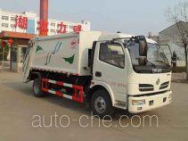 Zhongqi Liwei HLW5081ZYSEQ5 garbage compactor truck