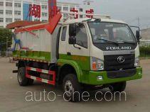 Zhongqi Liwei HLW5100ZDJH стыкуемый мусоровоз с уплотнением отходов
