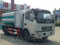 Zhongqi Liwei HLW5110GQWD sewer flusher and suction truck