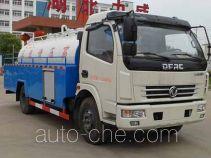 Zhongqi Liwei HLW5110GQX street sprinkler truck