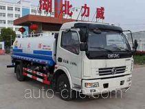 中汽力威牌HLW5110GSSD型洒水车