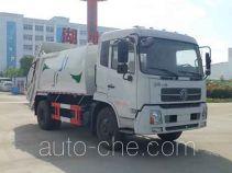Zhongqi Liwei HLW5120ZYS5DF garbage compactor truck