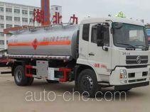 中汽力威牌HLW5160GYY型运油车