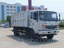 Zhongqi Liwei HLW5160ZDJ5EQ стыкуемый мусоровоз с уплотнением отходов