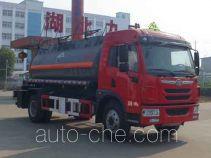 Zhongqi Liwei HLW5161GFWC автоцистерна для перевозки коррозионно-активных веществ