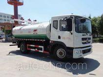 Zhongqi Liwei HLW5161GXWE sewage suction truck