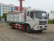 Zhongqi Liwei HLW5161TSC5DF fresh seafood transport truck