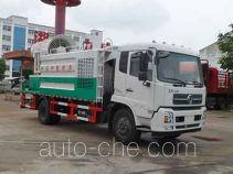 中汽力威牌HLW5166TDY5DF型多功能抑尘车