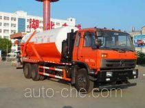 Zhongqi Liwei HLW5252GZX5EQ biogas digester sewage suction truck
