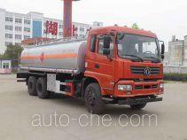 中汽力威牌HLW5251GYY5EQ型运油车