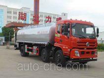 Zhongqi Liwei HLW5254TGY5EQ oilfield fluids tank truck