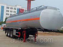 Zhongqi Liwei HLW9401GGY liquid supply tank trailer