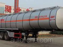Zhongqi Liwei HLW9400GSY edible oil transport tank trailer