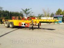 Lurun HLX9350TJZE container transport trailer