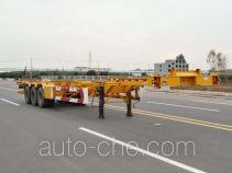 Lurun HLX9400TJZE container transport trailer