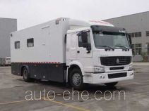 Huanli HLZ5131TYB control and monitoring vehicle