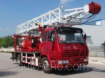 Huanli HLZ5180TXJ30 well-workover rig truck