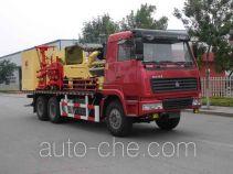 Huanli HLZ5191TSN cementing truck