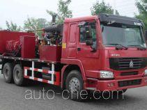 Huanli HLZ5211TSN cementing truck