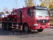 Huanli HLZ5230TXL dewaxing truck