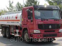 Huanli HLZ5250GYY oil tank truck