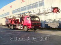 Huanli HLZ5251TXJ40 well-workover rig truck