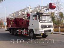 Huanli HLZ5252TXJ40S well-workover rig truck