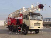 Huanli HLZ5253TXJ40D well-workover rig truck