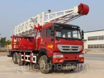 Huanli HLZ5254TXJ well-workover rig truck