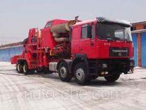Huanli HLZ5260THS sand blender truck