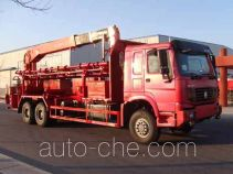 Huanli HLZ5270TGHC105 fracturing manifold truck