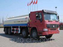 Huanli HLZ5310GYS oil residue tank truck