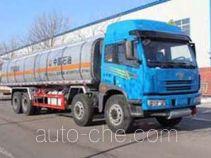 Huanli HLZ5310TGY oilfield fluids tank truck